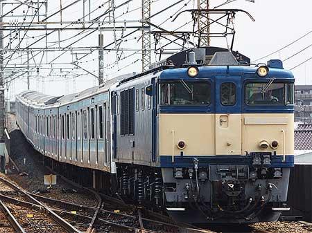 ウラ35編成,長野総合車両センターへ配給輸送