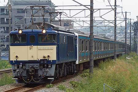 ウラ60編成,長野総合車両センターへ配給輸送