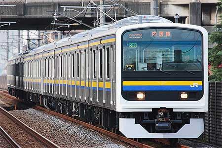 209系2000番台・2100番台が営業運転を開始
