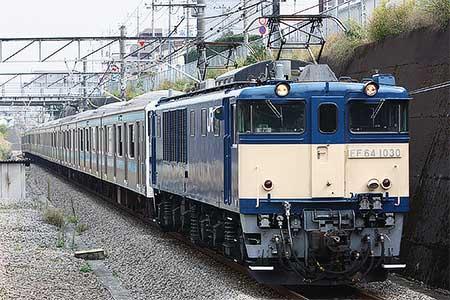 ウラ68編成,長野総合車両センターへ配給輸送