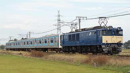 ウラ27・74編成のうち4両が長野総合車両センターへ