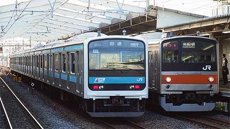 もとウラ25編成のうち6両が東京総合車両センターへ