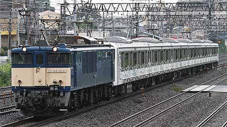「MUE-Train」が東急車輛から出場