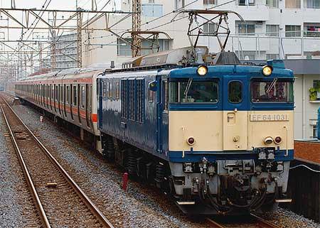 武蔵野線仕様となった209系500番台8両が京葉車両センターへ