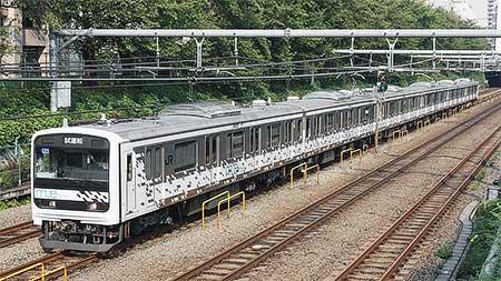 「MUE-Train」が試運転で東京へ