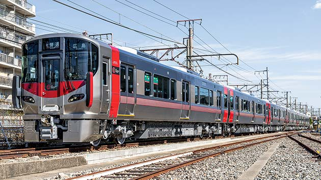 JR西日本227系