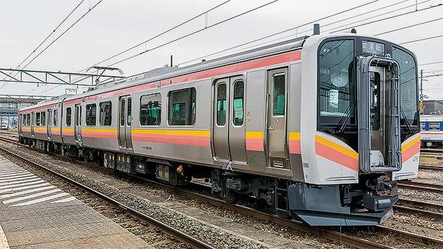 JR東日本E129系