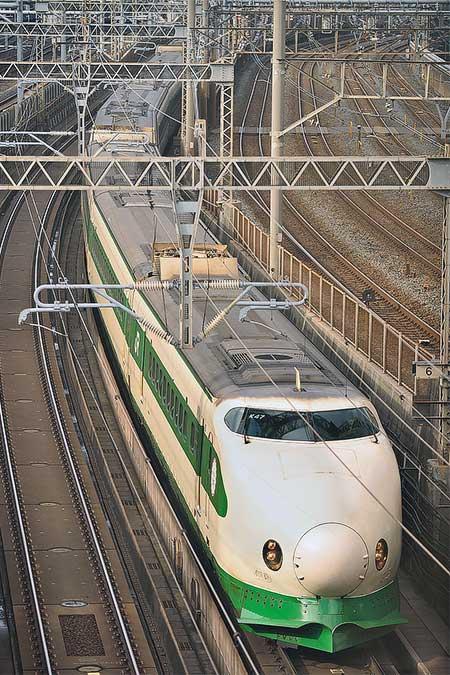 びゅうトラベルサービス「ありがとう200系新幹線 特別企画」を発売