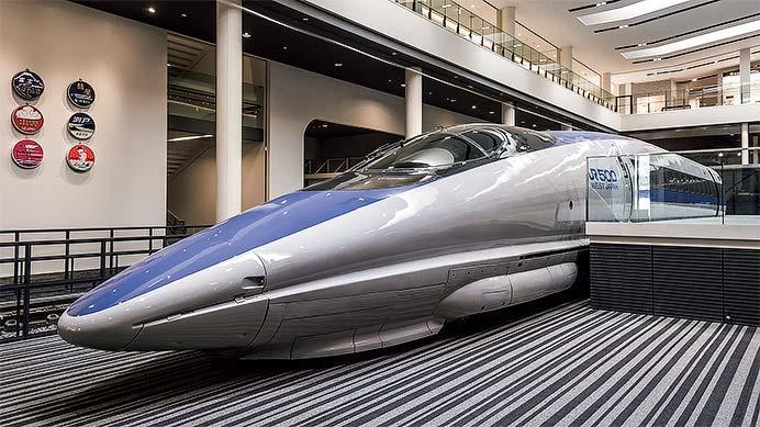京都鉄道博物館の521-1