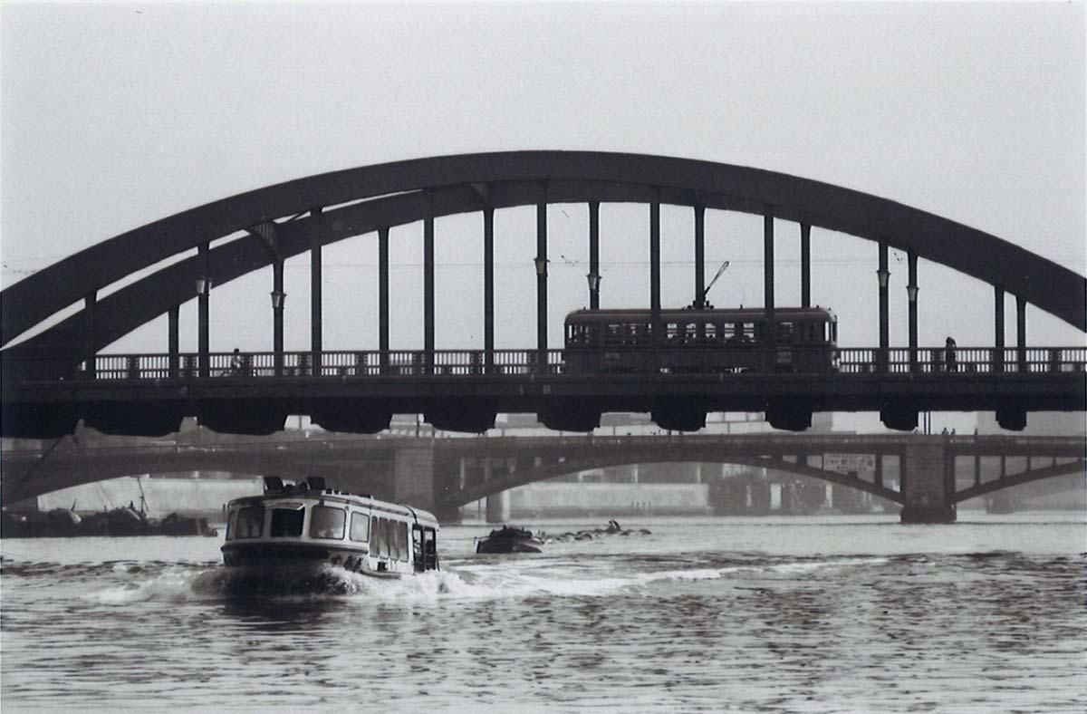 宮澤孝一作品展「にっぽんの市内電車 −昭和20〜40年代−」開催(下)