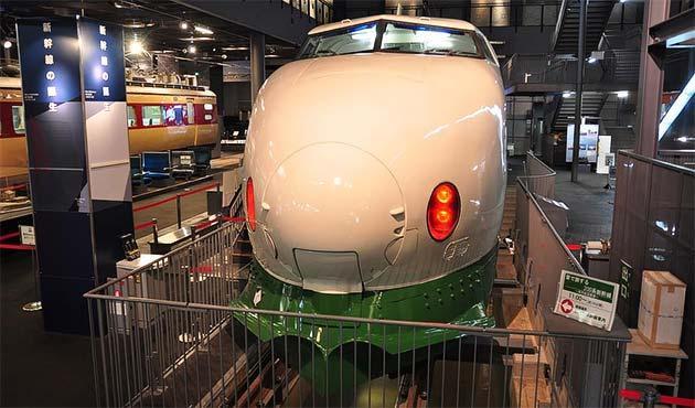 鉄道博物館で「音で旅する新幹線(開業35周年!みんなで知ろう!上越新幹線ver.)」開催