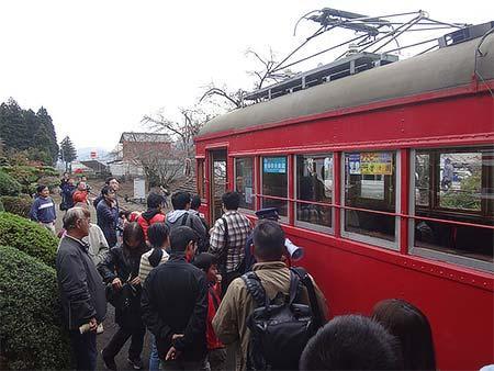 「赤い電車まつり2017」開催