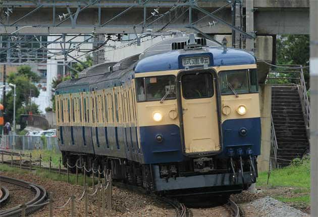 しなの鉄道『115系「横須賀色」で行く北しなの線の旅』参加者募集