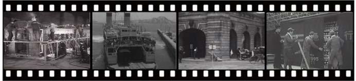 京都鉄道博物館で,ワークショップ「鉄道映画を見る」開催
