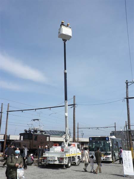 「第11回 上高地線ふるさと鉄道まつり」開催