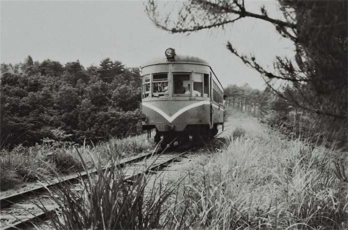 水戸市立博物館で,企画展「総集編 茨城鉄道 第2期 ―今も思い出の中を走っている―」開催