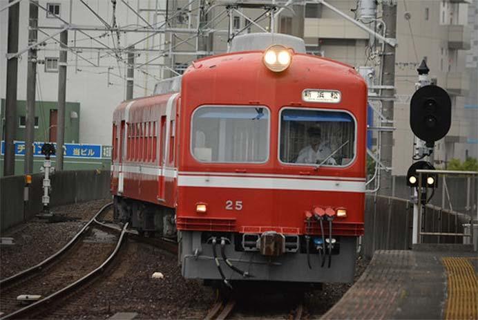 遠州鉄道,30形(モハ25号)引退と勇退記念特別列車運行