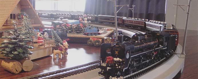 新津鉄道資料館で「鉄道模型走行会」実施