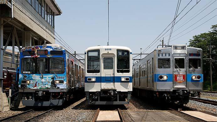 秩父鉄道「第14回わくわく鉄道フェスタ2018」開催
