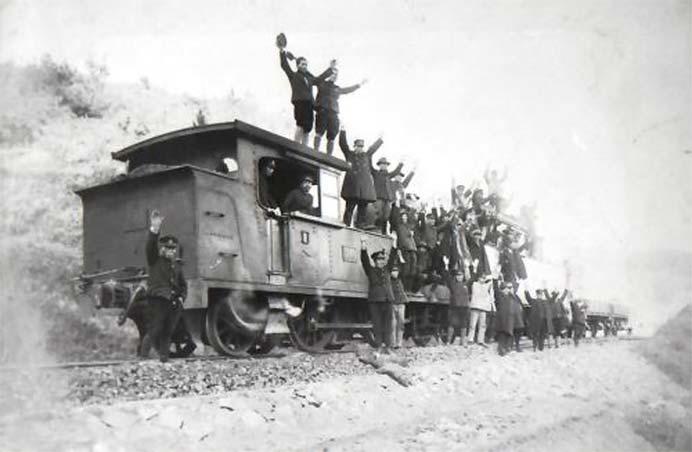 兵庫県立歴史博物館で,特別企画展「線路はつづく―レールでたどる兵庫五国の鉄道史―」開催