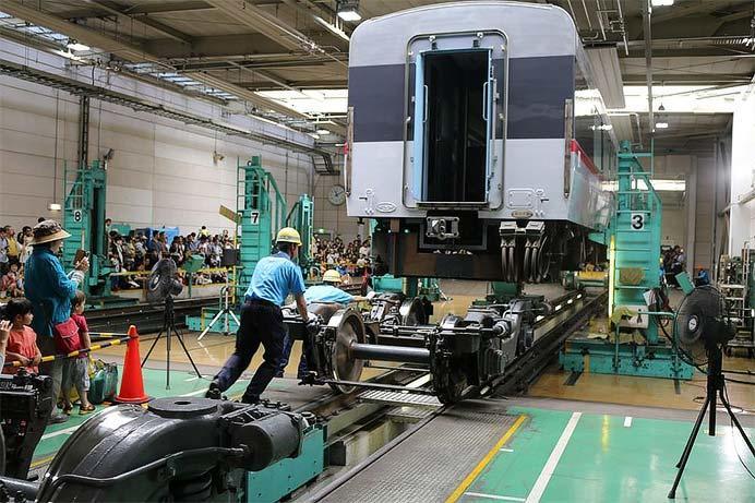 「西武・電車フェスタ2018 in 武蔵丘車両検修場」開催