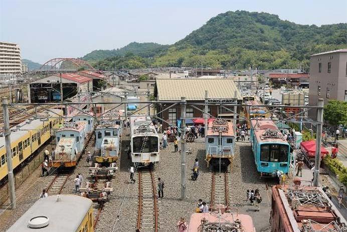 近江鉄道「ガチャコンまつり2018」開催