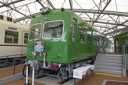 京王れーるランドで「七夕電車イベント」開催
