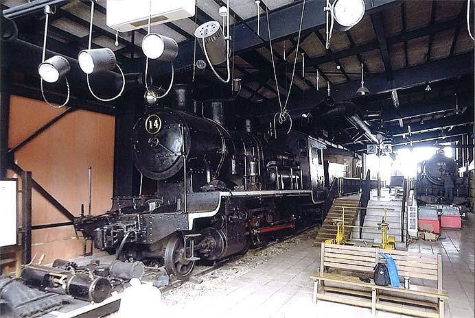 夕張市石炭博物館で企画展「夕張の石炭を運んだふたつの鉄路(みち)」開催