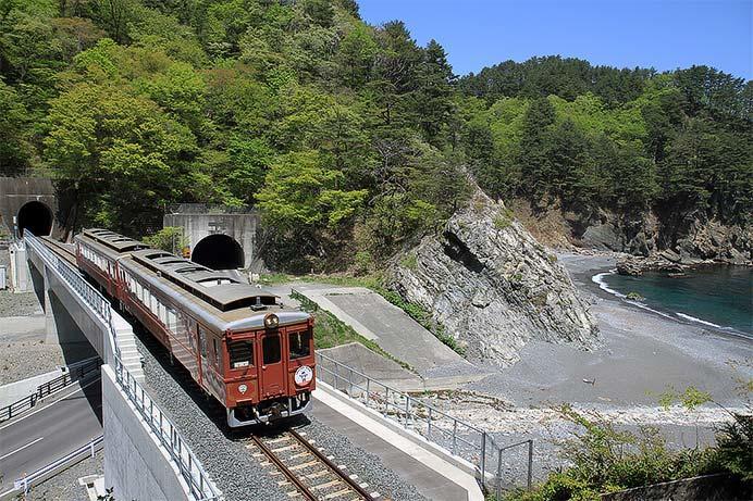 三陸鉄道,「さんりく う ほ ほ 列車」の参加者募集