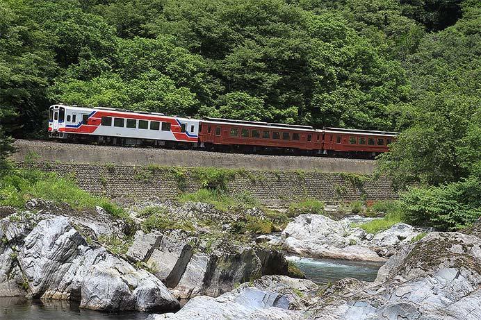 三陸鉄道,JR山田線との直通列車「さんりく北リアス号」運転(イメージ)