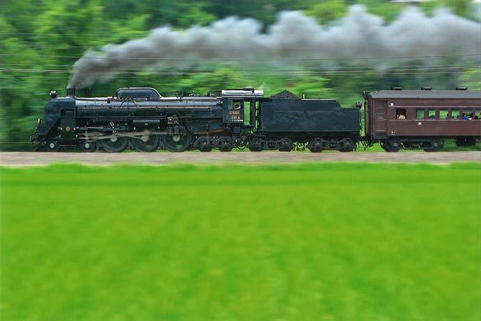 玉村雅美写真展「蒸気機関車〜心ときめく瞬間〜」開催
