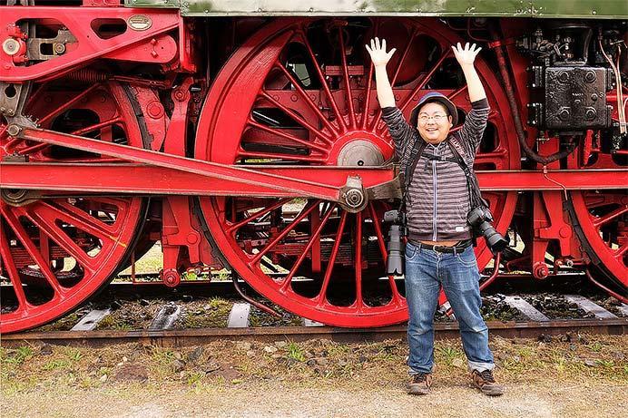 プロビア倶楽部,写真展「鉄道写真の魅力Ⅱ」開催