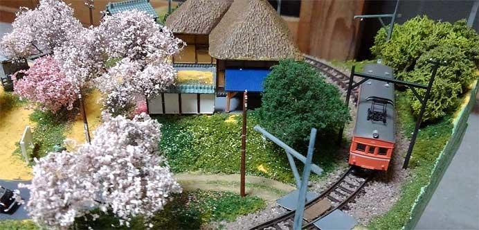新津鉄道資料館で「鉄道模型工作教室」開催