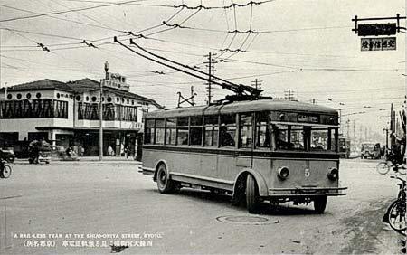 鉄道博物館で,トロリーバス関係資料を展示