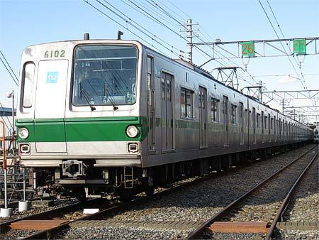 東京メトロ,千代田線6000系引退記念の特別運転を実施