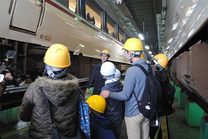 「福知山なるほど発見電車まつり(福知山電車区公開)JR専用列車プラン」発売