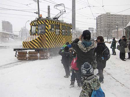 札幌市「子ども市営交通教室~市電を学ぼう~」参加者募集