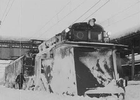 京都鉄道博物館でセミナー「収蔵映像上映会 雪の鉄道」開催