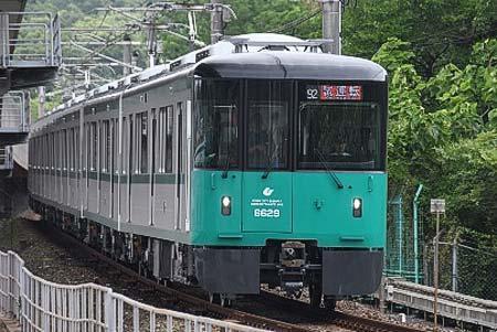 神戸市交通局「新型車両6000形試乗会」の参加者募集