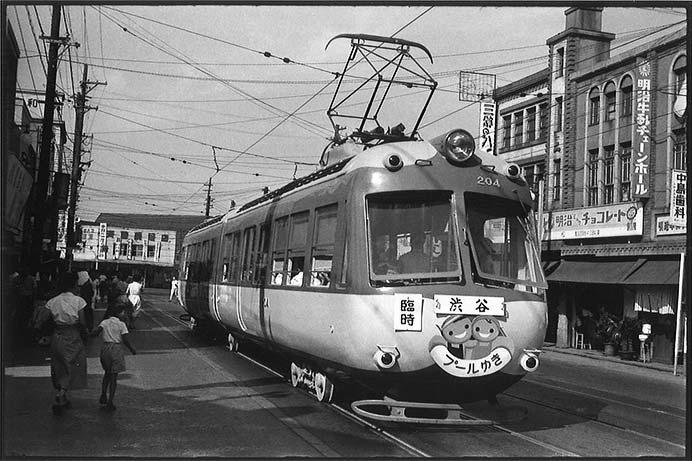 宮澤孝一作品展「にっぽんの路面電車 ―昭和20~50年代―」開催