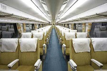 「0系新幹線電車16形1号車(グリーン車)」
