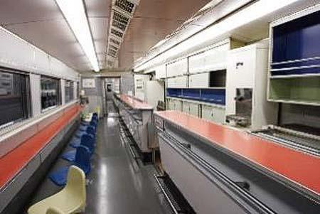 「0系新幹線電車35形1号車(ビュフェ車)」