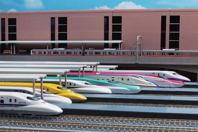 ささしまライブで「鉄道模型トミックス展 IN 名古屋」開催