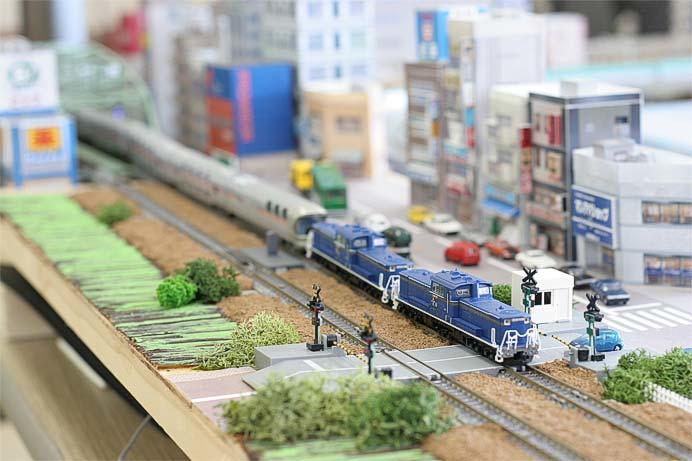 ホテルエミシア札幌で「岩見沢鉄道模型部Presents 新札幌鉄道模型フェスタ2019」開催