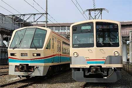 近江鉄道『ありがとう700形「あかね号」ラストランイベント』開催