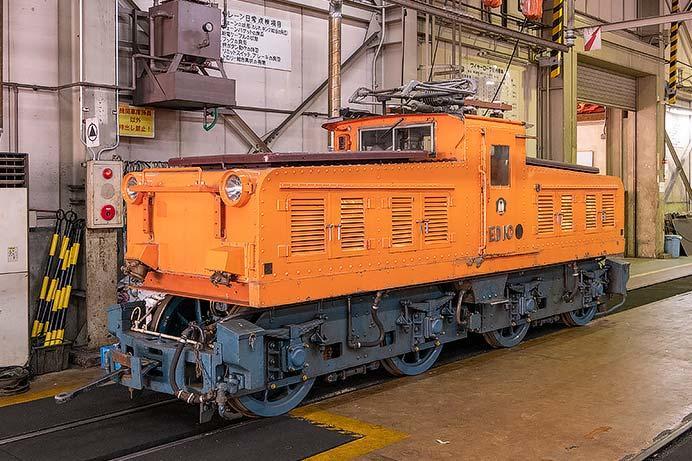 黒部峡谷鉄道「トロッコ電車の車庫を見学しよう」開催