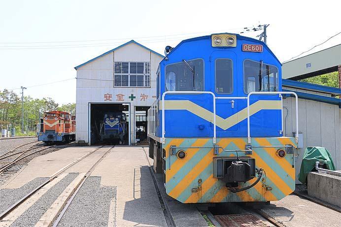 釧路臨港鉄道の会「ありがとう石炭列車見学会」開催