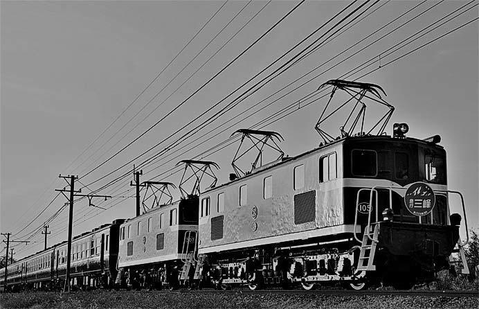 秩父鉄道・日本旅行 共同企画第2弾「あの時の感動をふたたび 重連電機・12系客車夜行急行の旅」参加者募集