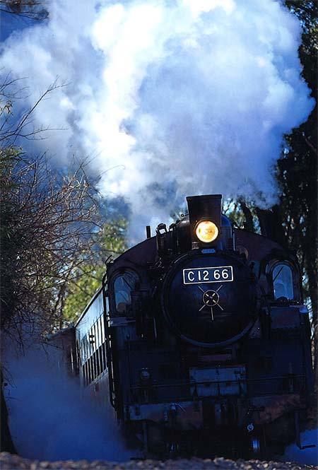 玉村雅美写真展「蒸気機関車を撮るということ」開催