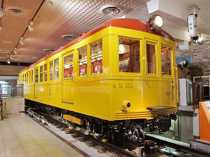 地下鉄博物館で「1001号車 車内特別公開」実施